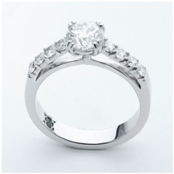 Louis the Goldsmith | silver wedding ring